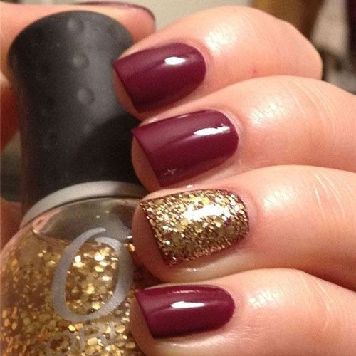 45 Thanksgiving Fall Nail Color Ideas 2020 Guide Thanksgiving Nails Color Thanksgiving Nails Nail Colors