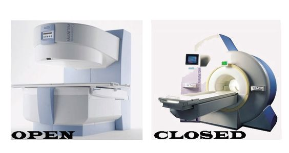 Unlike Closed Mri Machines That Require Patients To Remain