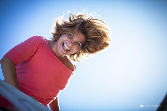 Retrato Profesional. Cliente Bt: Mercedes Naranjo. Bioneuroemoción, Yoga, Reiki, Aromaterapia, Sistema floral. Colaboradora Buenasterapias