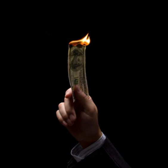 Set Money on Fire but Don't Burn It: Chemistry Demonstration: Burning Money Chemistry Demonstration, Perfect for the first day of school!