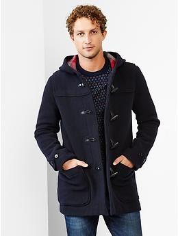 Wool duffle coat | Gap | Gentleman&39s Essential Styleboard