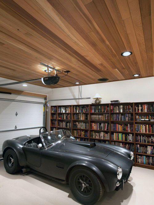 50 Garage Lighting Ideas For Men Cool