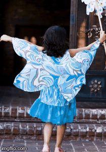 TwirlyGirl Wings of Wonder Dress