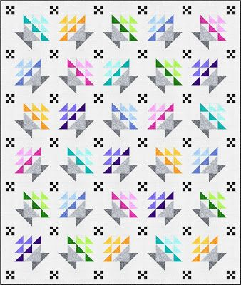 Quilt Inspiration: Free pattern day ! Basket Quilts