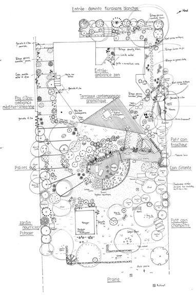 Jardin gecko jardinier paysagiste montpellier h rault for Plan jardin japonais