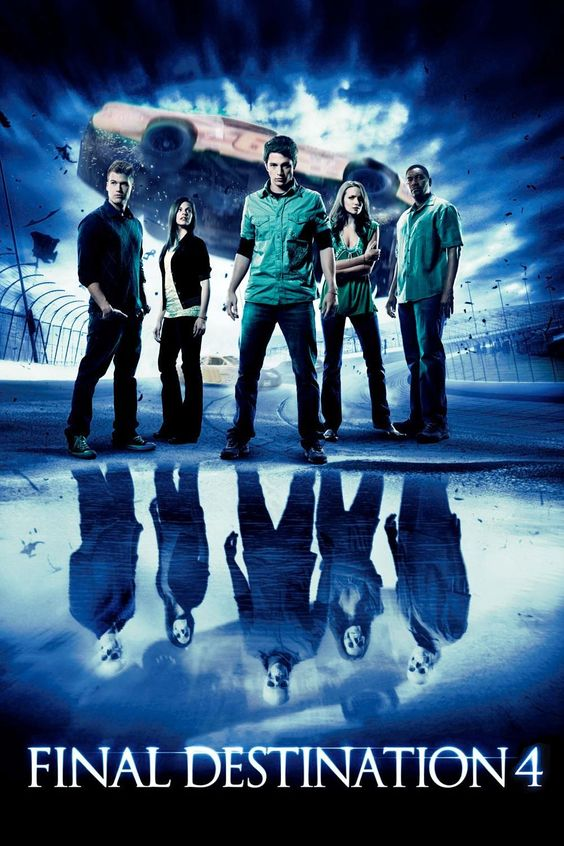 Final destination four is one of the most extreme in my opinion and it manages to scare me more than the others every single time I watch it. There isn't much to say about this film but it is one of the best films that I have watched in a very long time.