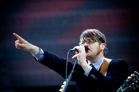 Collin Melloy of The Decemberists