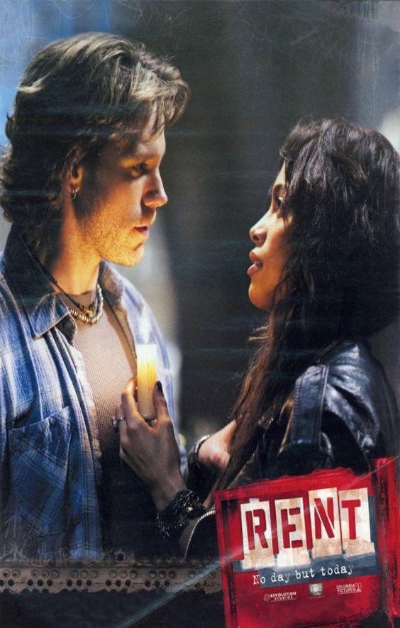 Rent 11x17 Movie Poster (2005)