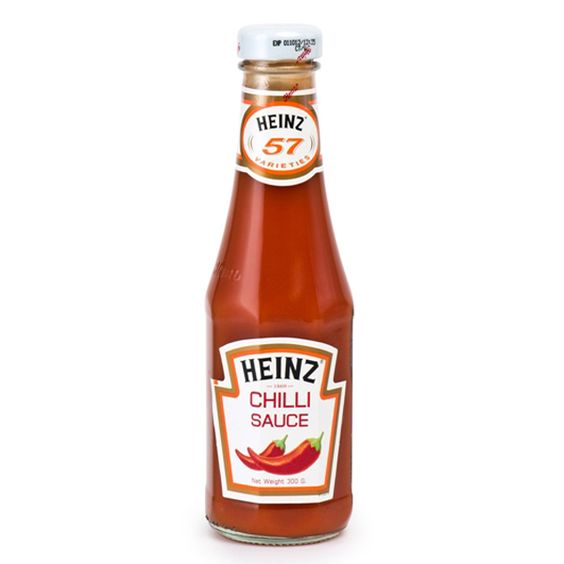 Tương Ớt Heinz - Chai 300 Gram