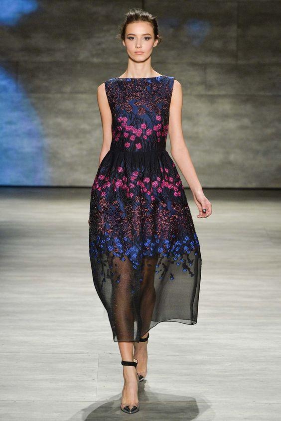 Lela Rose Fall 2015 Ready-to-Wear Fashion Show