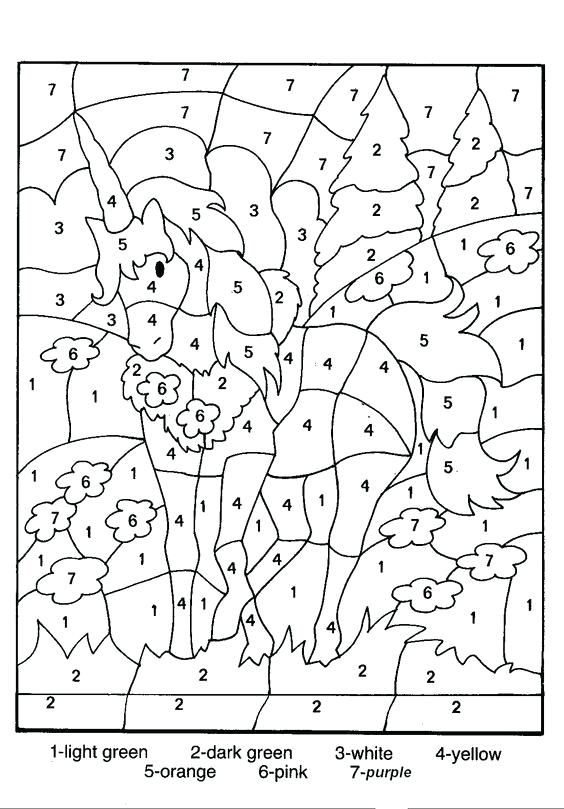 Coloring Pages Numbers Google Search Unicorn Coloring Pages Horse Coloring Pages Free Printable Coloring Pages