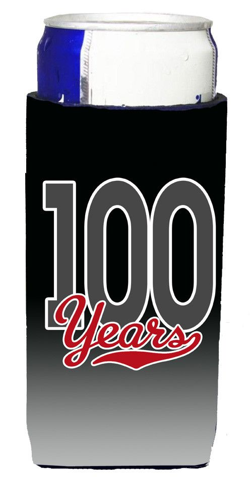 100 Years Ultra Beverage Insulators for slim cans CJ1092MUK