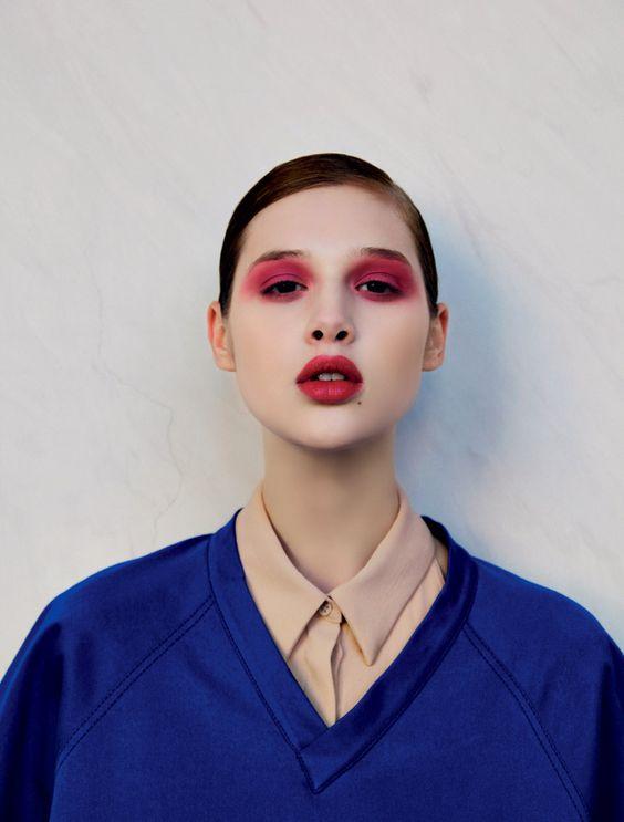 Anaïs Pouliot by Peppe Tortora #CartonMagazine