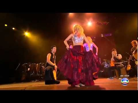 Shakira - Nothing Else Matters | La Despedida | Gypsy