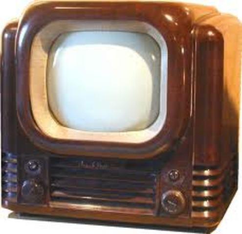 Dibujos De Televisores Antiguos Y Modernos