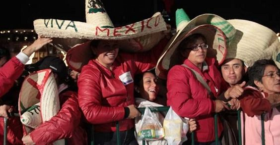 Peña Nieto está pagando mil pesos, para que lo acompañes al zócalo este 15 de…