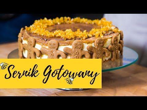 Sernik Gotowany Absolutny Hit Slodka Kuchnia Pszczolek Youtube Food Desserts Cake