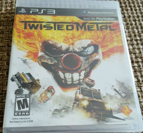 twisted metal ps3 for pc free