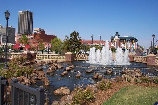 Oklahoma City, Oklahoma....love Oklahoma