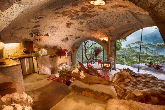 Backyard Getaways Brisbane : Caves, Backyards and Nature on Pinterest