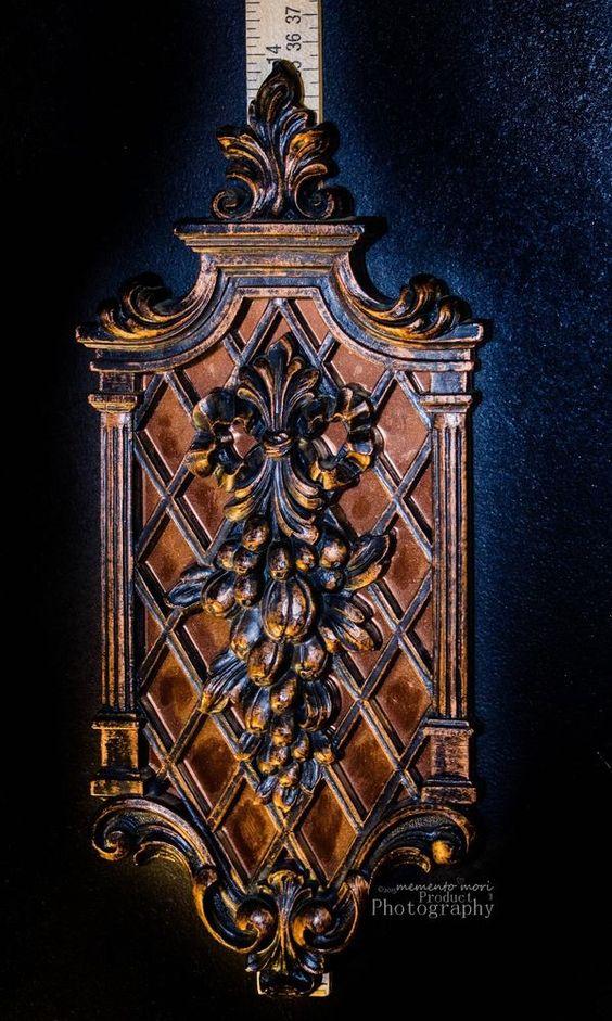 Coppercraft Guild Vintage Decorative Rustic Wall Art