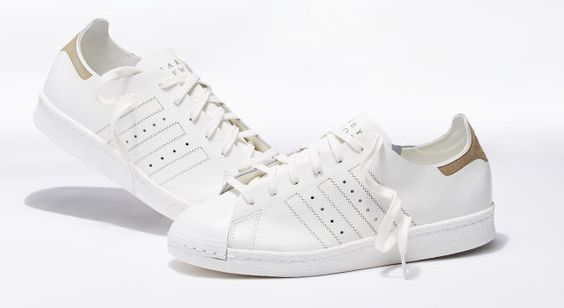 "Adidas x Barneys Superstar '80s ""Deconstructed"""