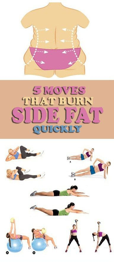 burn belly fat effectively