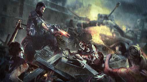 Survival Ark Zombie Plague Battlelands Apk Mod