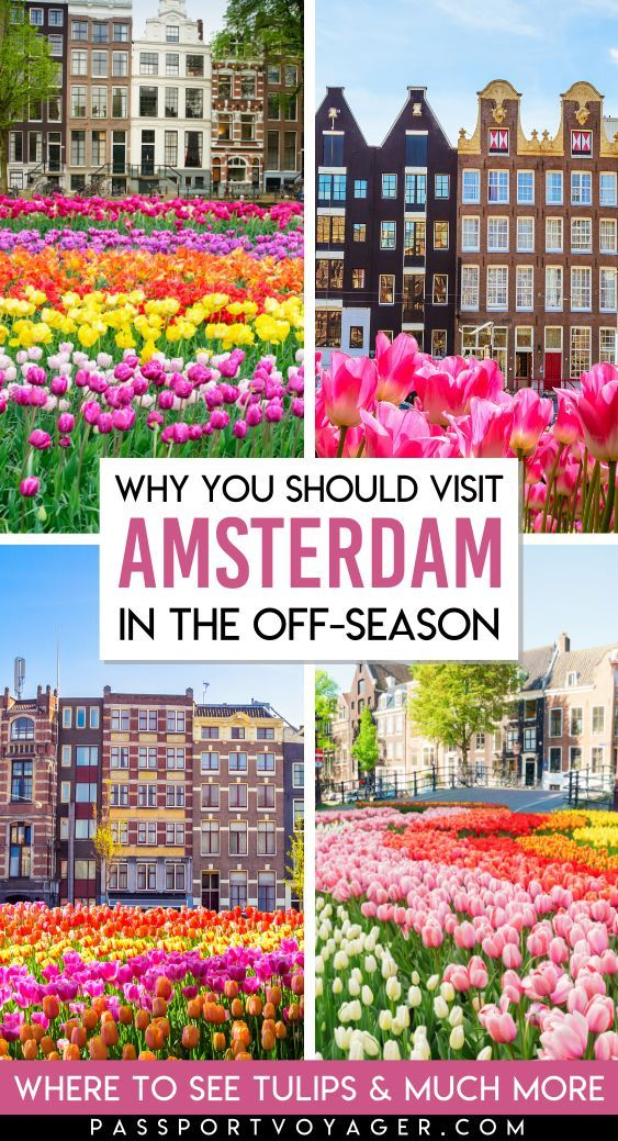 Want To Experience Amsterdam Without The Crazy Crowds And High