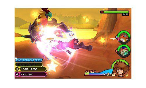 Kingdom Hearts: Dream Drop Distance Review