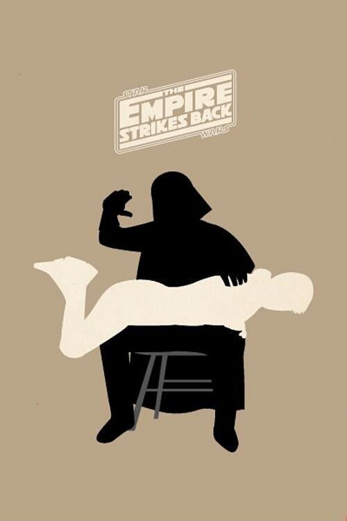 Star Wars, humour et autre connerie: