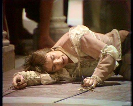 1978 - Alan Rickman 'Romeo & Juliet' - Alan played Tybalt: