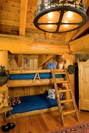 Built in Bunks by kimbery