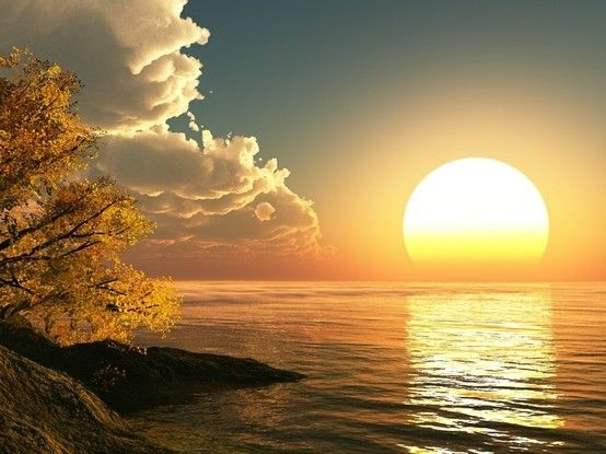 Sunrise in Australia...I wish that I could travel around the world just photograghing God's awesome sunrises and sunsets!!!