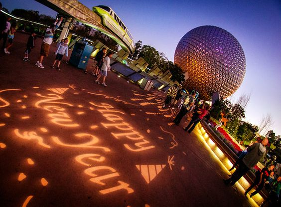 Tips for New Year's Eve at Walt Disney World