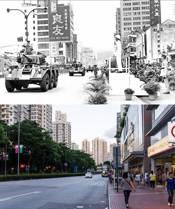 old hk