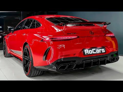 2020 Mercedes Amg Gt 63 S Interior And Exterior Details Youtube Mercedes Amg Mercedes Benz Maybach Amg