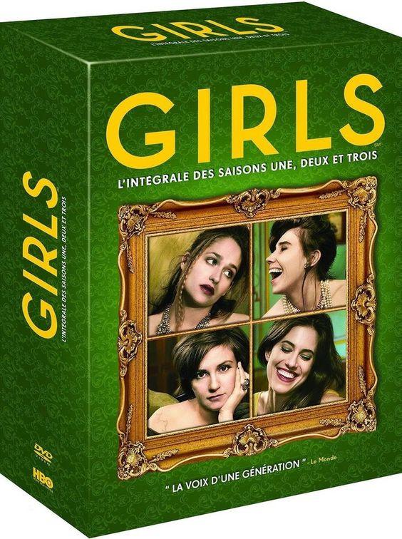 Girls - L intégrale des saisons 1 à 3 - DVD