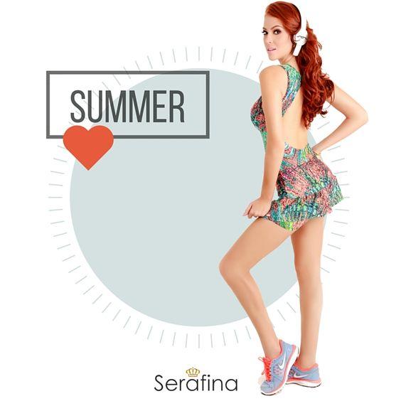 Um verão cheio de cor, alegria e estilo é tudo que queremos ✌
