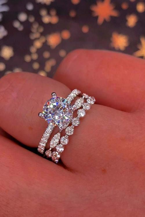 Pin By Mckaley Sparks On Ringss Wedding Ring Bands Wedding