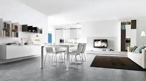 Image result for ultra contemporary italian white dining room