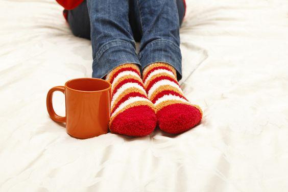 6solutions pour vous réchauffer sans augmenter le chauffage
