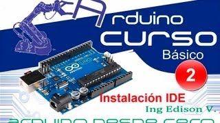 arduino desde cero, pasos de instalación y prueba(2 tutorial) - YouTube