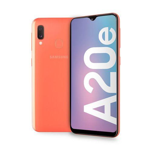 Samsung Galaxy A20e Coral Orange 5 8 Wi Fi 4 802 11n Lte 32gb Samsung Galaxy Samsung Smartphone