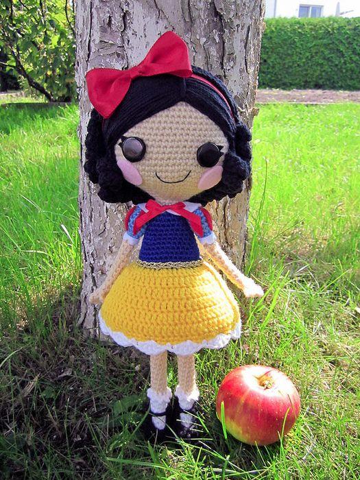 Die besten 17 Bilder zu dolls CROCHET tricot auf Pinterest ...