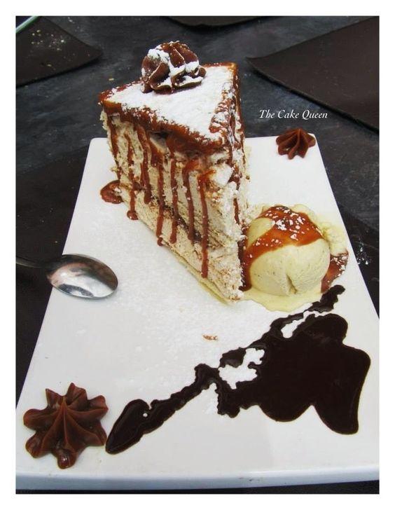 Tarta Balcarce!! Balcarce cake, yummy