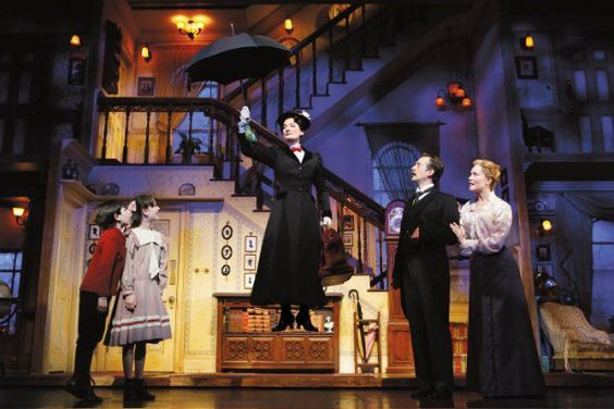 Conheça shows da Broadway baseados na Disney, como Mary Poppins! | WePlann blog