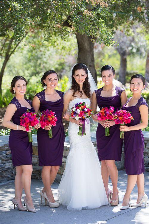 Natasha and Elden�s Dove Canyon Wedding