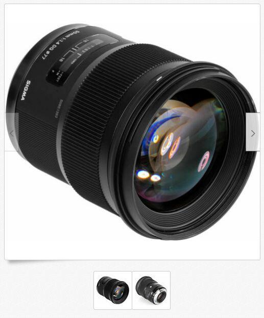 Sigma 50mm F 1 4 Dg Hsm Art Lens For Canon Ef Art Lens Buying Camera Canon Lens