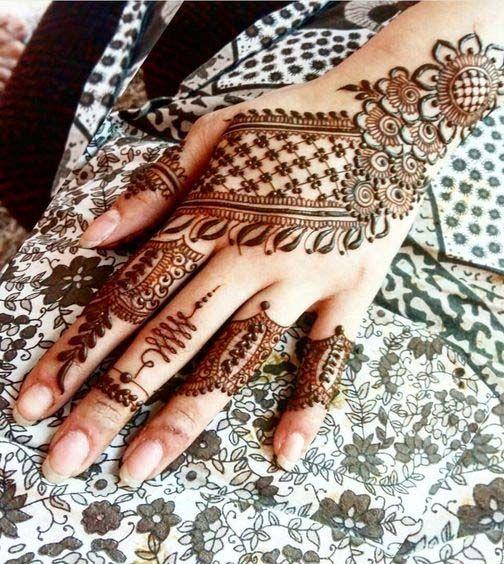 Engagement Mehndi New Fashion Photo Latest Mehndi Designs Henna Designs Hand Mehndi Designs For Fingers